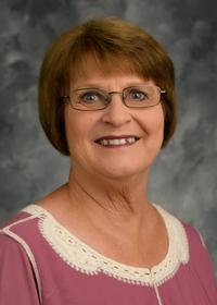 Portrait of Ms. Judy M. Dunn