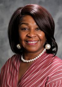 Portrait of Ms. Edna Marie Ball