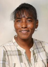 Portrait of Ms. Irene Harrison