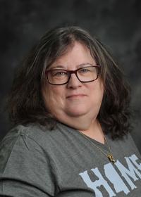Portrait of Ms. Ruth Schwartz