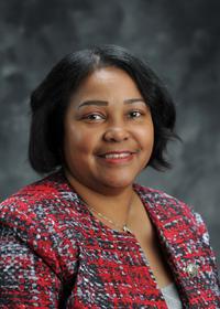 Portrait of Ms. Paulette Clay