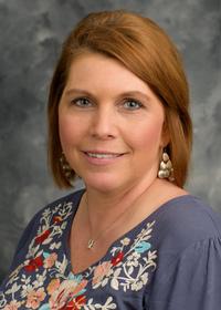 Portrait of Ms. Amanda M. Alford