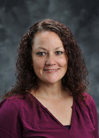Portrait of Ms. Shannon Goodwin