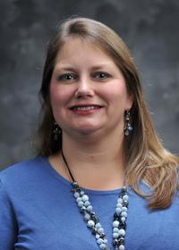 Portrait of Ms. Kellie Henson Burke