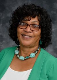 Portrait of Ms. Helen Bounds