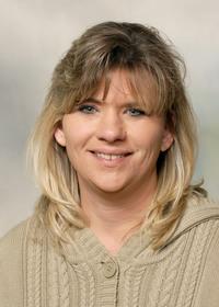 Portrait of Ms. Sandy R. Vickers