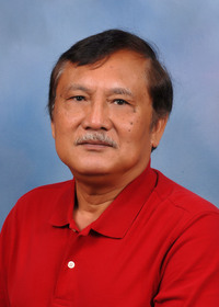 Portrait of Dr. Ben Posadas