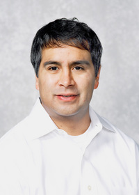 Portrait of Mr. Mark Silva