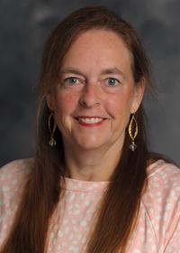 Portrait of Ms. Jansen Leigh Garrett