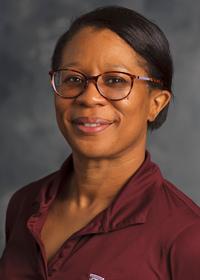 Portrait of Ms. Naomi J. Fulton