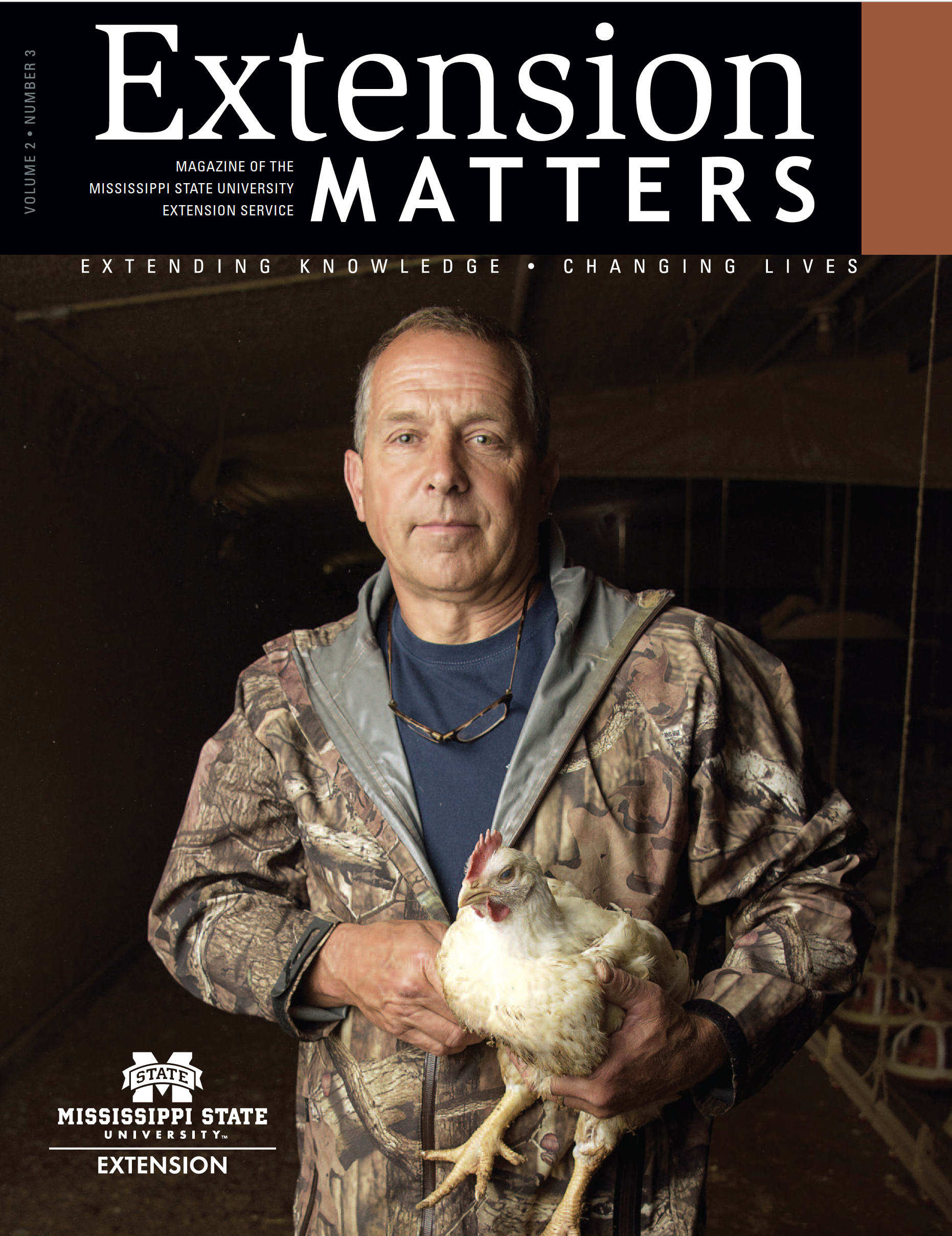 Extension Matters volume 2 number 3.