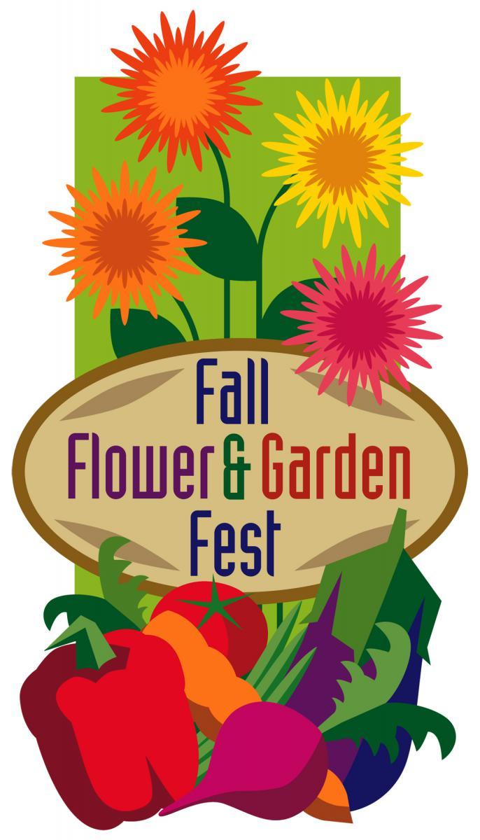 Fall Flower and Garden Fest logo