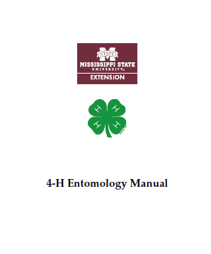 4-H Entomology Manual cover