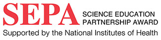 Science Education Partnership Award logo