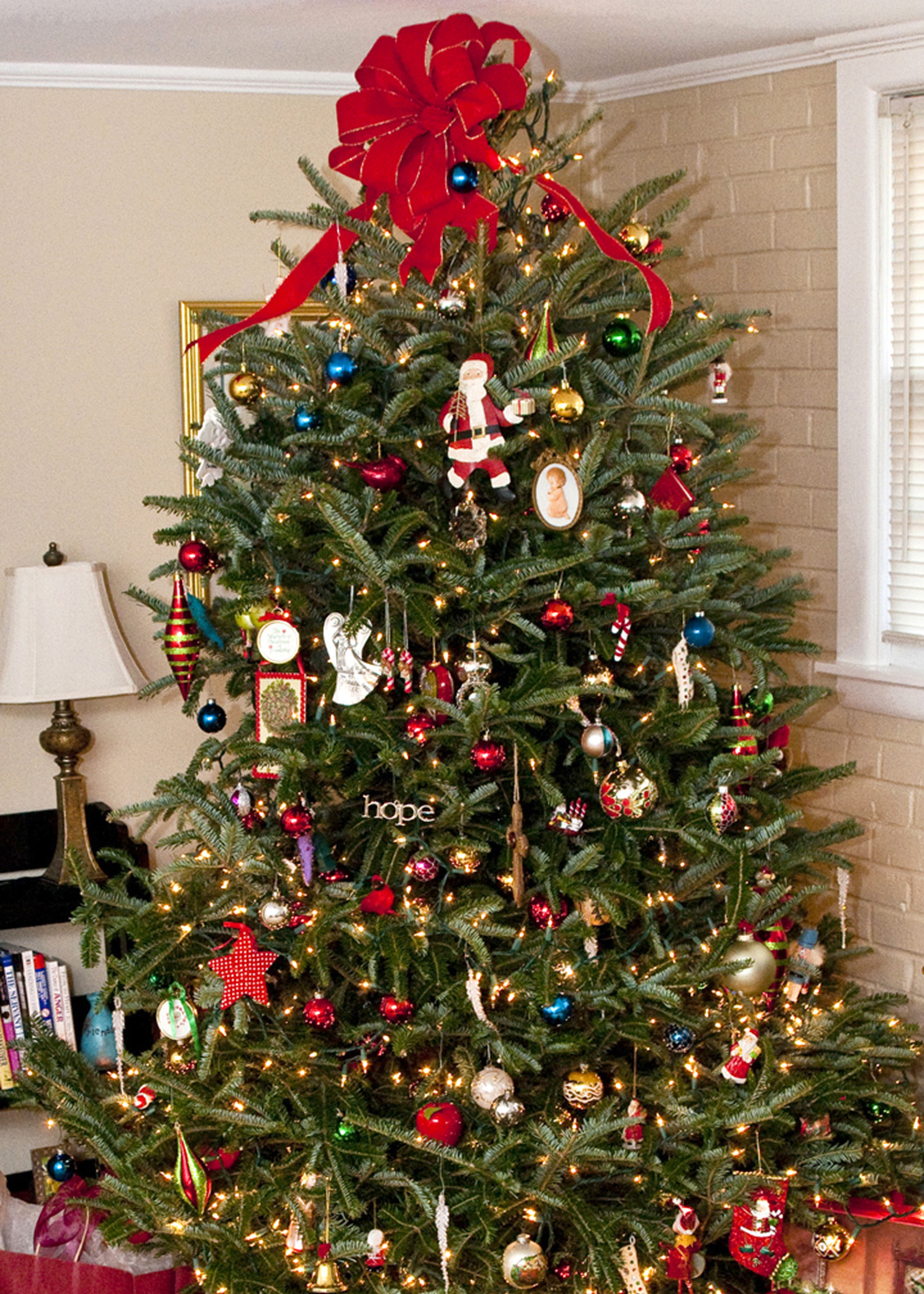 Decorate For Christmas With Mississippi Trees
