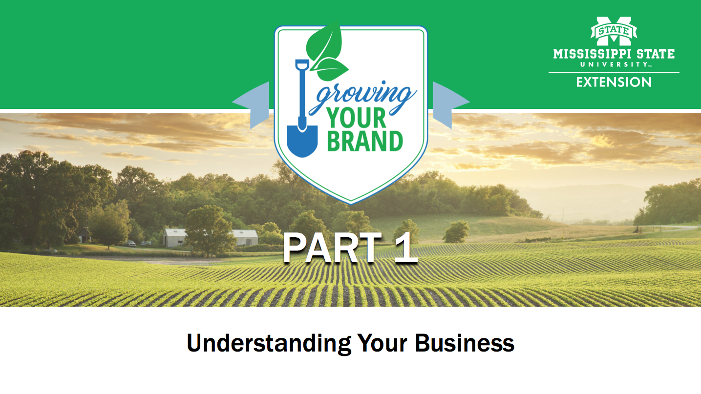 The Growing Your Brand Part 1 image