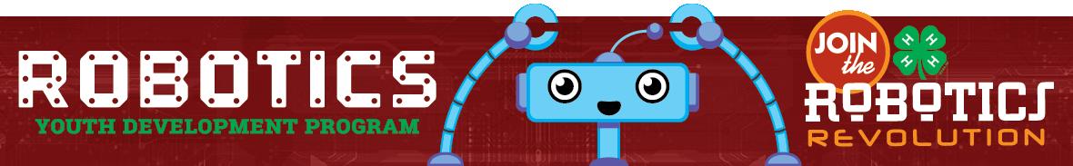 4-H Robotics Banner