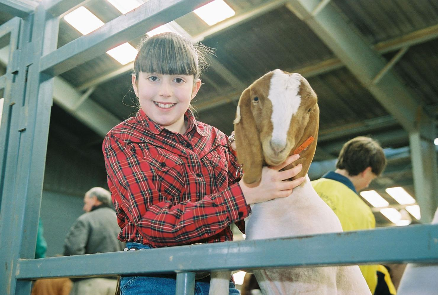 Lambs and goats sold for more in the state than ever before Thursday at the Dixie National Sale of Junior Champions, where an overall sales record also was set.