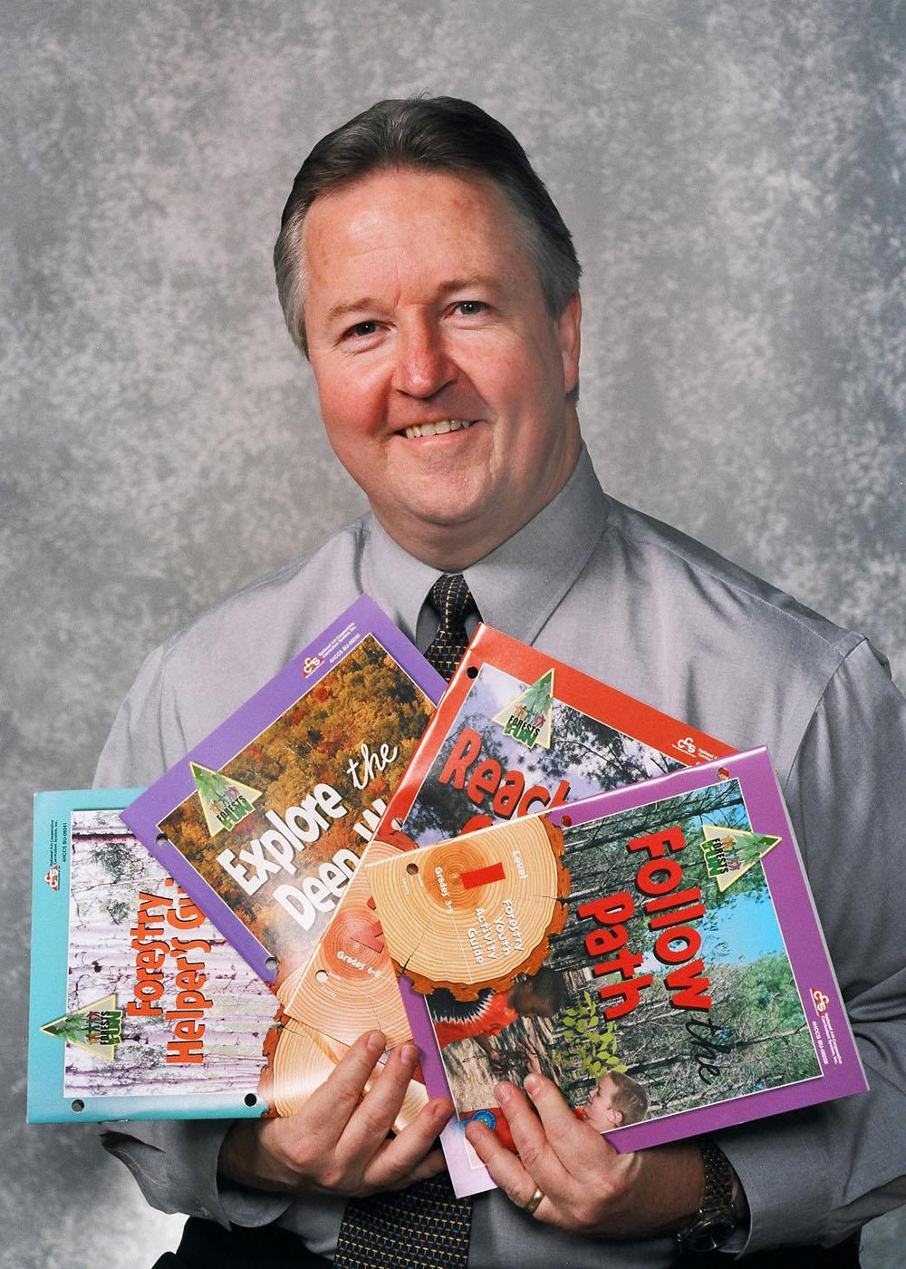 "Bob Daniels and ""Forests of Fun"" publications"