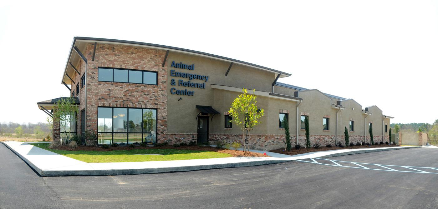 The Animal Emergency and Referral Center at 1009 Treetops Boulevard in Flowood opened on March 17.