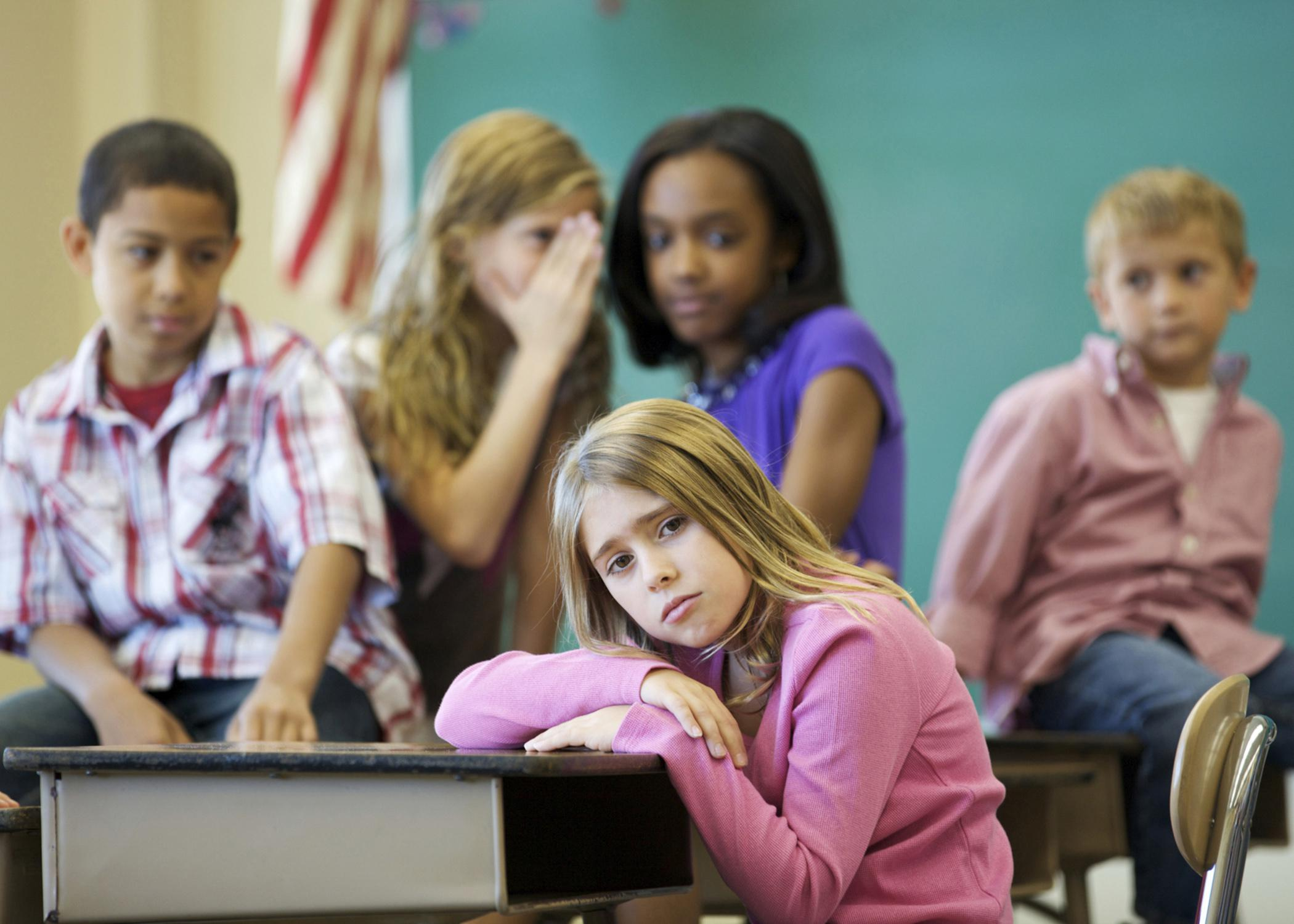 As school starts back, parents and other adults should be on the lookout for signs that a child could be involved in bullying. Bullying can cause lasting effects for bullies, victims of bullies and bystanders. (Photo by Thinkstock/iStockphoto)