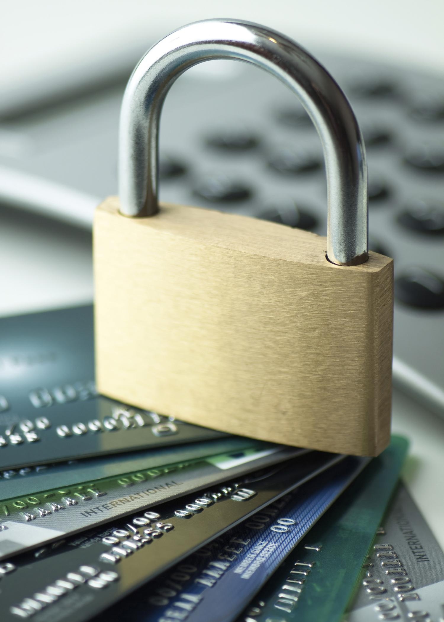 Consumers can keep financial and personal information safe by following a few simple guidelines when shopping this holiday season. (Photo by MarsBars/iStockphoto)