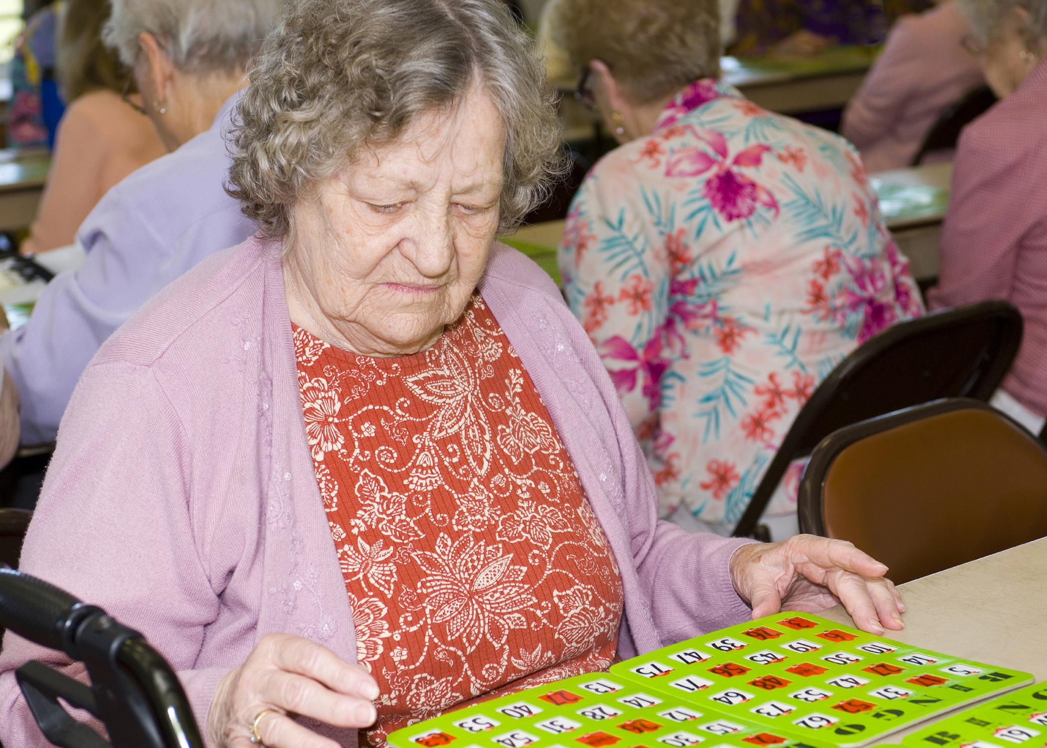 Physical and mental activity are key components of keeping memory strong in the elderly. (File Photo/MSU Ag Communications)