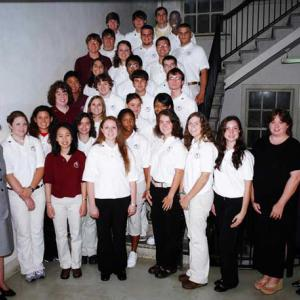 2005 RMS Scholars.
