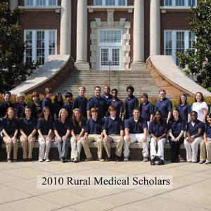 2010 RMS Scholars.