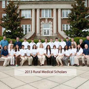 2013 RMS Scholars.