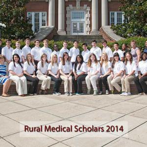 2014 RMS Scholars.
