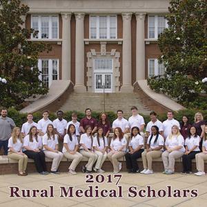 2017 RMS scholars.