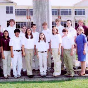 2003 RMS Scholars.