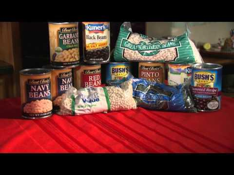 Beans: Pantry Staples, Nutrition Stars November 2, 2014