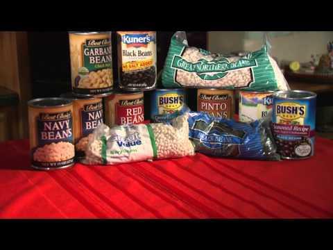 Beans: Pantry Staples, Nutrition Stars November 2, 2014