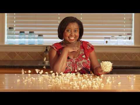 Healthy Popcorn July 9, 2017