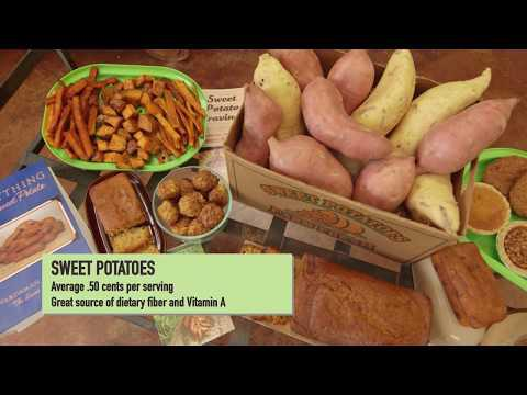 Budget Friendly Healthy Foods November 26, 2017