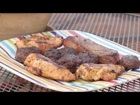 Grilling like a Pro June 5, 2016