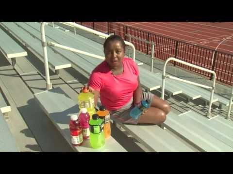 Do you need a Sports Drink?- September 21, 2014