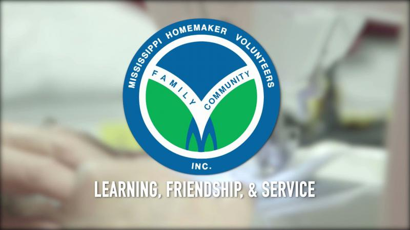 Mississippi Homemaker Volunteers-Three Words