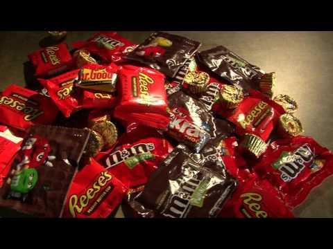 Halloween Candy October 25, 2015