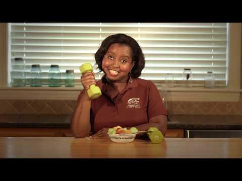Food Factor Fitness: Getting Started October 8, 2017