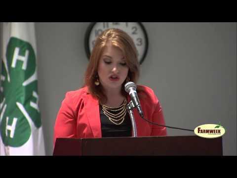 MS 4-H State Congress - Farmweek - June 5, 2015