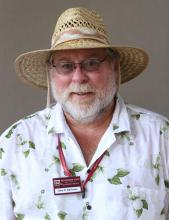 """Gary Bachman is the host of """"Southern Gardening,"""" the television program, radio segment and newspaper column produced by the Mississippi State University Extension Service. (Photo by Kat Lawrence)"""