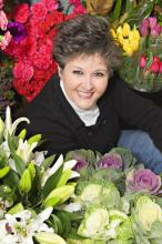 Mississippi State University floral management instructor Lynette McDougald was elected to serve a three-year term on the American Institute of Floral Designers' Southern Board of Directors. (Submitted Photo)