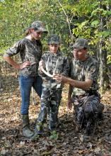 Teaching the next generation about wildlife management, especially responsible hunting, will help ensure future stewardship of diverse and sustainable wildlife populations for all Americans to enjoy. (MSU Ag Communications/File Photo)