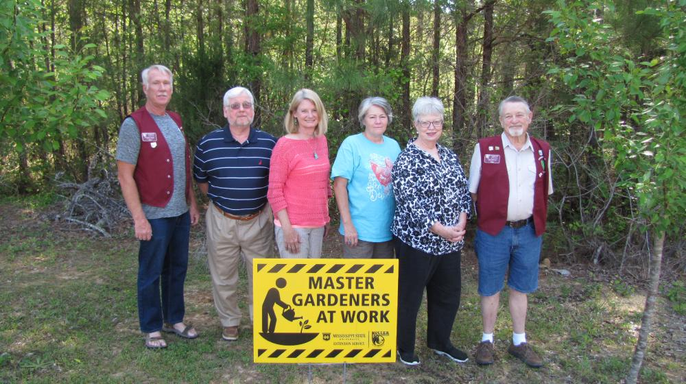 an image of Tishomingo County Master Gardeners