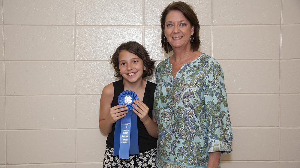 Yalobusha blue ribbon winner with agent