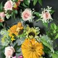 fresh flowers for floral design use