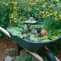 Just about anyone can install water features.